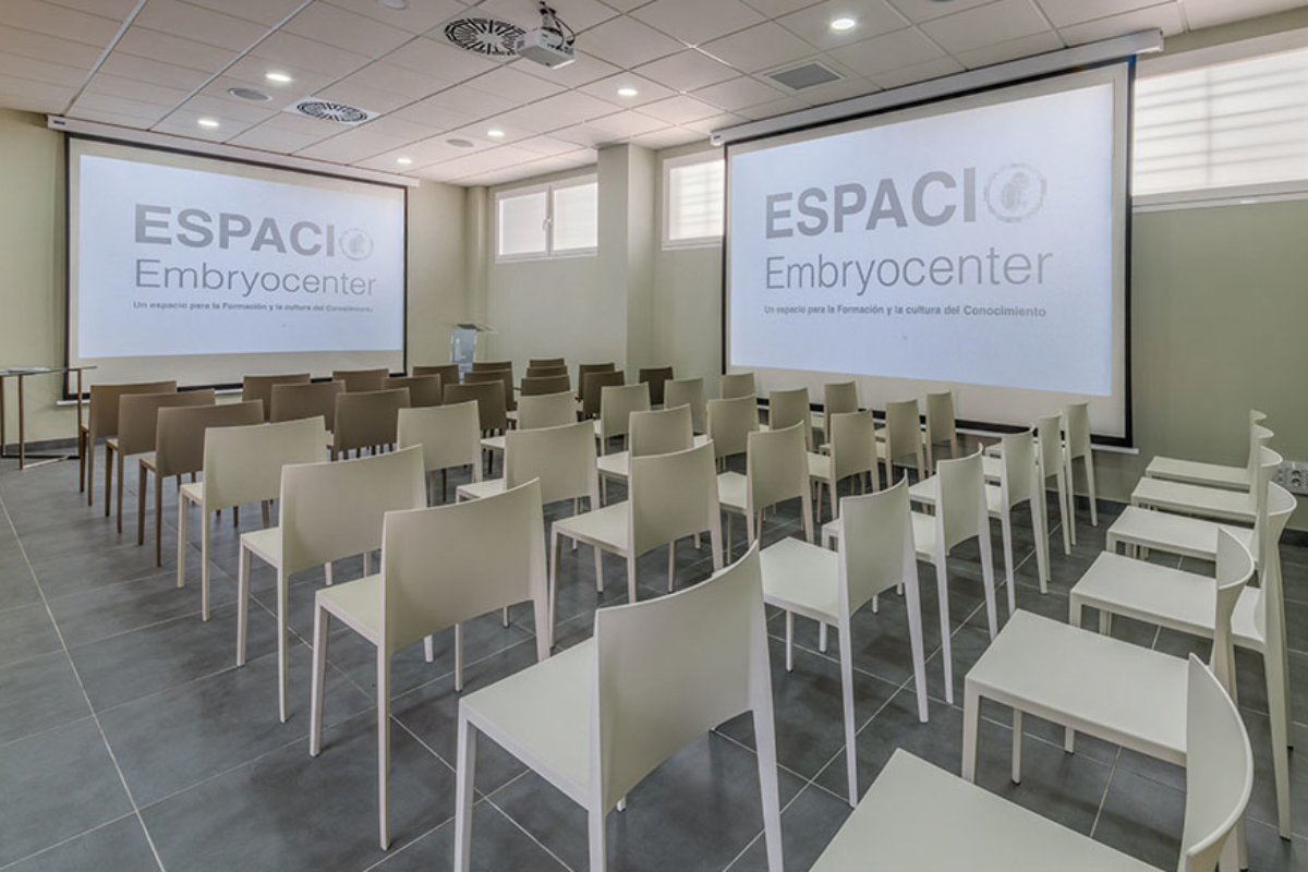 Espacio Embryocenter Interior web